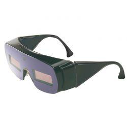 Schutzbrille für den Facharzt Blitzlampe