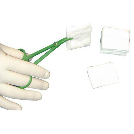 Quadrat Baumwolle OPTIMA 5x5 cm/ beutel 700
